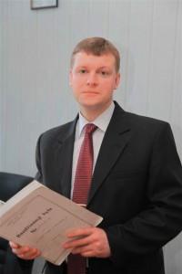 Lawyer Donatas Lengvinas